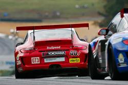 #40 TrueSpeed Motorsports, Porsche 997/2010: Miles Maroney