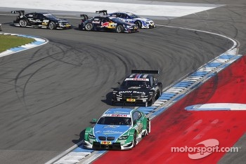 Start: Augusto Farfus Jr., BMW Team RBM BMW M3 DTM and Bruno Spengler, BMW Team Schnitzer BMW M3 DTM