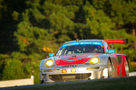 #44 Flying Lizard Motorsports Porsche 911 GT3 RSR: Seth Neiman, Marco Holzer, Nick Tandy