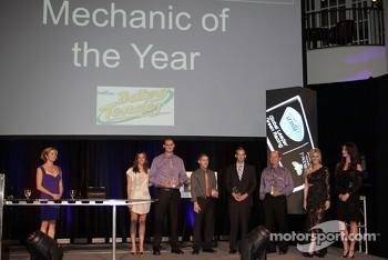 Mechanic of the Year award