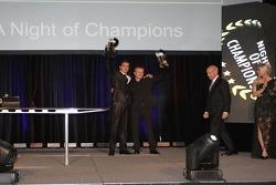 P1 champions Lucas Luhr and Klaus Graf