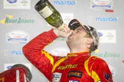 GTC podium: Henrique Cisneros