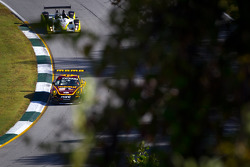 #30 NGT Motorsport Porsche 911 GT3 Cup: Henrique Cisneros, Mario Farnbacher, Jakub Giermaziak, #8 Merchant Services Racing Oreca FLM09: Kyle Marcelli, Matt Downs, Chapman Ducote