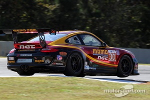 #30 NGT Motorsport Porsche 911 GT3 Cup: Henrique Cisneros, Mario Farnbacher, Jakub Giermaziak
