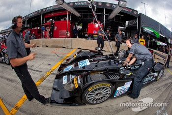 #055 Level 5 Motorsports HPD ARX-03b HPD: Scott Tucker, Dario Franchitti, Marino Franchitti