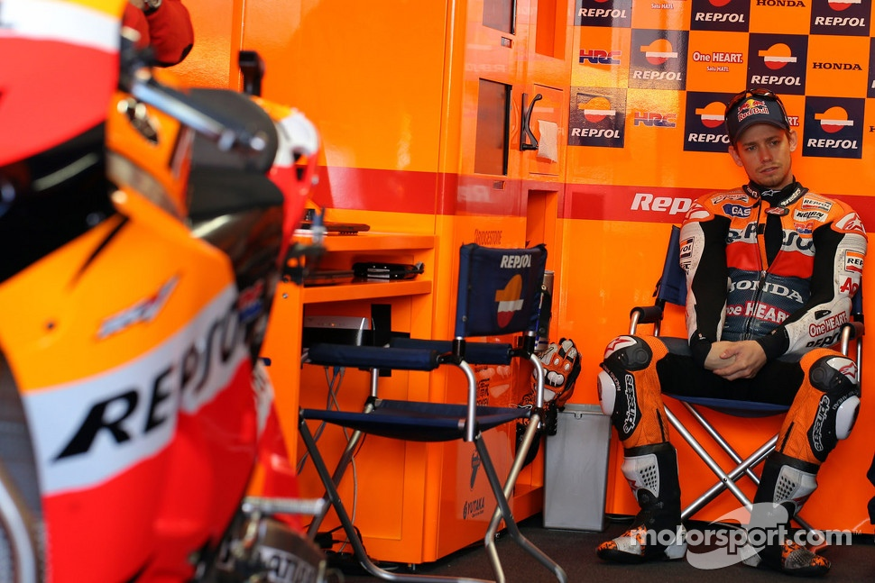 Casey Stoner, Repsol Honda Team