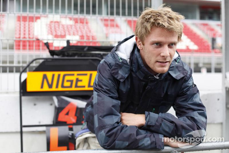 Nigel Melker