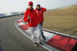 Tiago Monteiro, Honda Civic Super 2000 TC, Honda Racing Team Jas and Gabriele Tarquini, SEAT LeÛn WTCC, Lukoil Racing Team