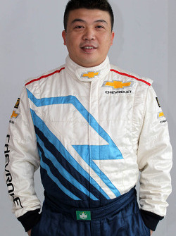 Ng Kin Veng, Chevrolet Cruze, CHINA DRAGON RACING