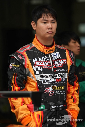 Leong Ian Veng, Honda Accord Euro R, Son Veng Racing Team