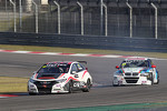 Tiago Monteiro, Honda Civic Super 2000 TC, Honda Racing Team Jas and Mehdi Bennani, BMW 320 TC, Proteam Racing