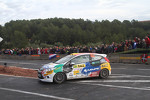 Jose Suarez and Candido Carrera, Ford Fiesta R2
