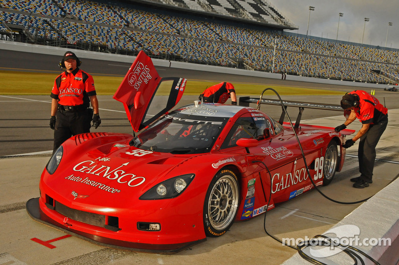 #99 GAINSCO Auto Insurance GAINSCO/Bob Stallings Racing  Corvette DP: Jon Fogarty, Alex Gurney, Darren Law, Memo Gidley