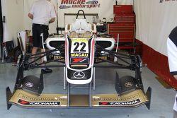Felix Rosenqvist's car