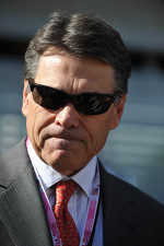 Texas governor Rick Perry