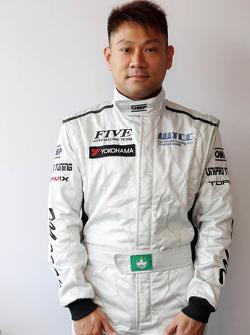 Eurico de Jesus, Honda Accord Type-R, Five Auto Racing Team