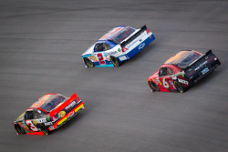 Austin Dillon, Richard Childress Racing Chevrolet, Elliott Sadler, Richard Childress Racing Chevrolet, Ricky Stenhouse Jr., Roush Fenway Ford