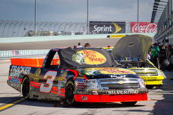 Truck of Ty Dillon, Richard Childress Racing Chevrolet