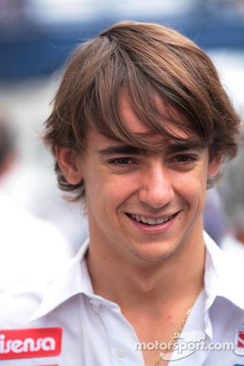 Esteban Gutierrez, Sauber Third Driver