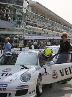 Norbert Siedler, Porsche Supercup