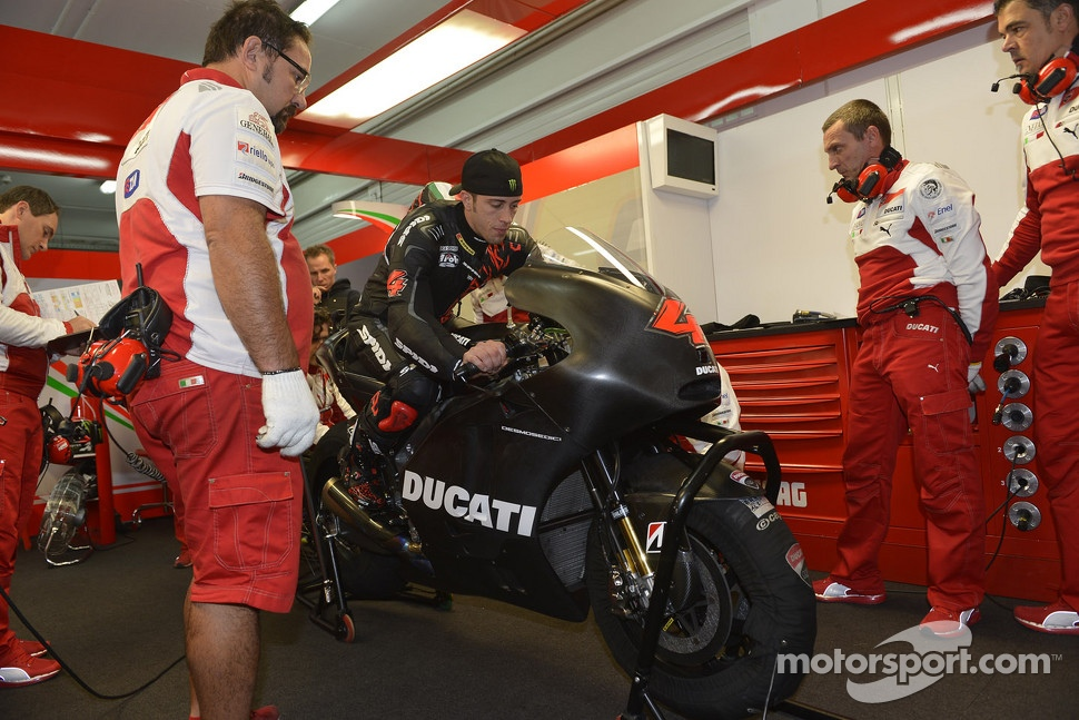 Andrea Dovizioso, Ducati Marlboro Team