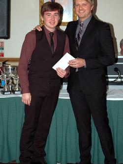 Ryan Dalziel gives Scottish karting star Ciaran Haggerty an all expenses paid trip to the 2013 Daytona 25