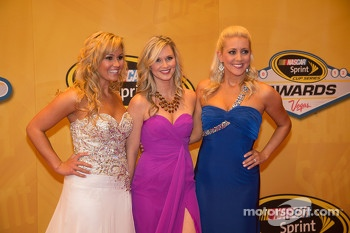 The Sprint Cup girls