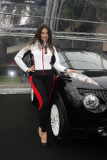 Nissan Stand Girl