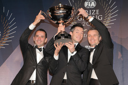 FIA Gala prize giving ceremony, Istanbul, Turkey