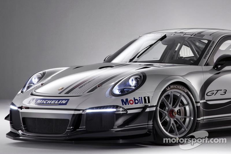 The 2013 Porsche 911 GT3 Cup