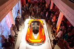 McLaren P1 presentation ambiance