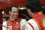 Helio Castroneves and Valdeno Brito