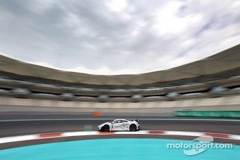 #8 MRS Molitor McLaren MP4-12C: Justino de Azcarate Riveroll, Fernando Baiz, Philipp Eng