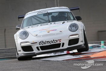 #23 Ebimotors Porsche 997 GT3 Cup: Matteo Beretta, Giacomo Scanzi, Roberto Silva, Nicola Benucci