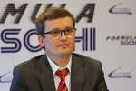 Alexander Bogdanov, CEO of Formula Sochi