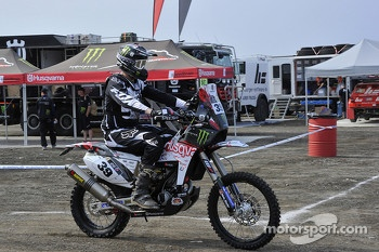 #39 Husqvarna: Matt Fish