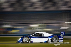 Justin Wilson in the No. 60 MSR at Daytona 24, 2013