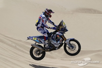 #21 Yamaha: David Fretigne