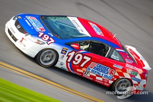 #197 RSR Motorsports Honda Civic SI with Owen Trinkler