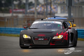 #51 Audi Sport Customer Racing/APR Motorsport Audi R8 Grand-Am: Matt Bell, John Farano, Alex Figge, Dave Lacey