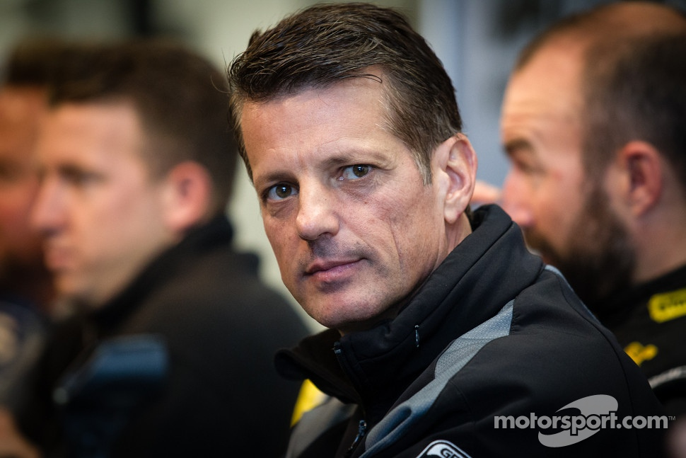 Michael Shank Racing press conference: Oswaldo Negri