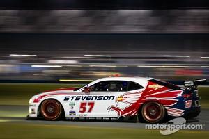 #57 Stevenson Motorsports Camaro GT.R: John Edwards, Robin Liddell, Jan Magnussen, Tom Milner