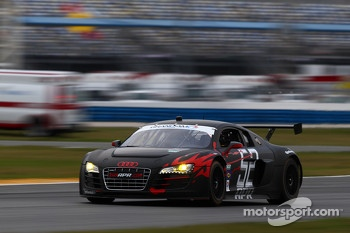 #52 Audi Sport Customer Racing/APR Motorsport Audi R8 Grand-Am: Frank Stippler, Marc Basseng, Ian Baas, René Rast