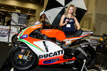 Nicky Hayden's #69 Ducati Moto GP V4 1000cc