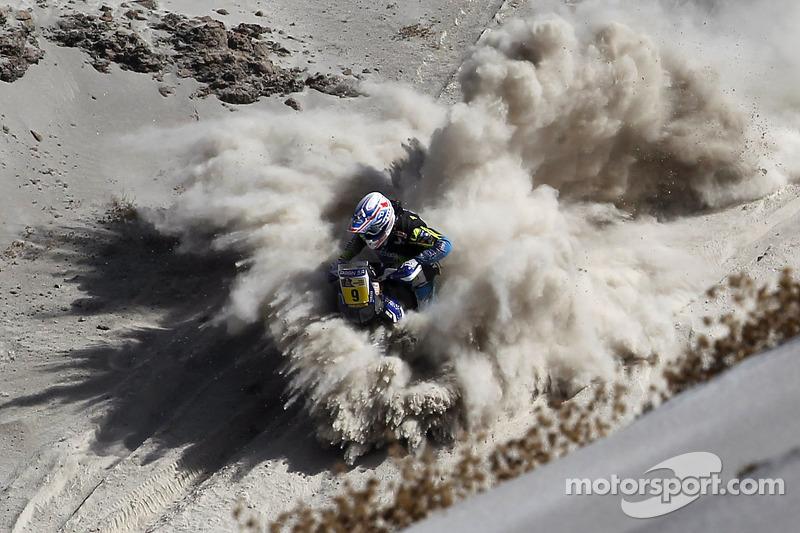 #9 Yamaha: Olivier Pain