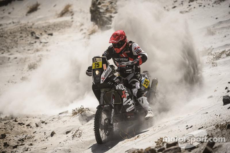 #25 KTM: Miran Stanovnik