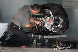 Richard Childress Racing Chevrolet powerplant