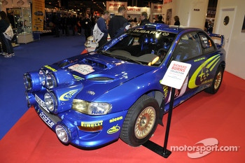 Richard Burns WRC Subaru Impreza