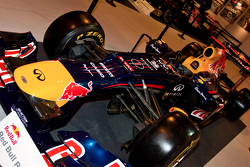 Red Bull 2012 F1 car Display
