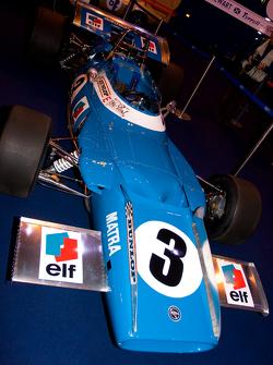 Jackie Stewarts Matra Tyrrell F1 car